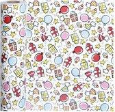 Gift Deco Inpakpapier Feest 50 Cm X 150 M