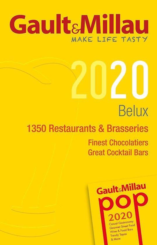 Gault&millau belux 2020 - none  