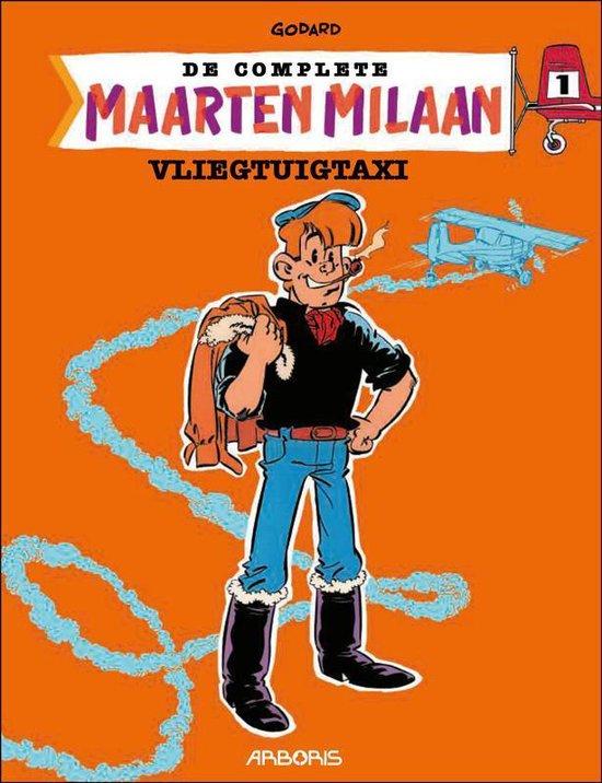 Maarten milaan, de complete Hc01.vliegtuigtaxi - christian godard  