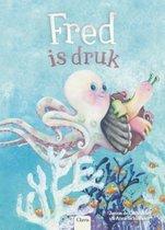 Fred is druk