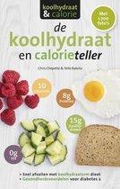 De koolhydraat en calorieteller