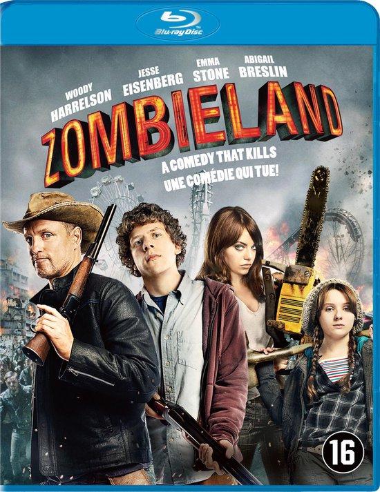 Cover van de film 'Zombieland'