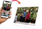 Kiki&Co Digitale Fotolijst met WiFi - 10 inch - Wit
