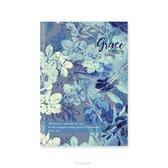 Hardcover journal grace