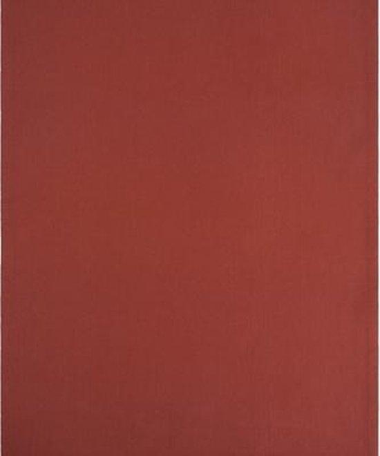 Clarysse Voordeel Theedoeken Timeless Uni Rood 50x70cm 6 stuks