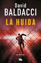 Omslag La Huida / The Escape