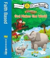 Omslag The Beginner's Bible God Makes the World