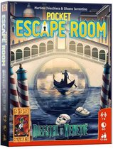 Pocket Escaperoom Diefstal in Venetië - Gezelschapsspel
