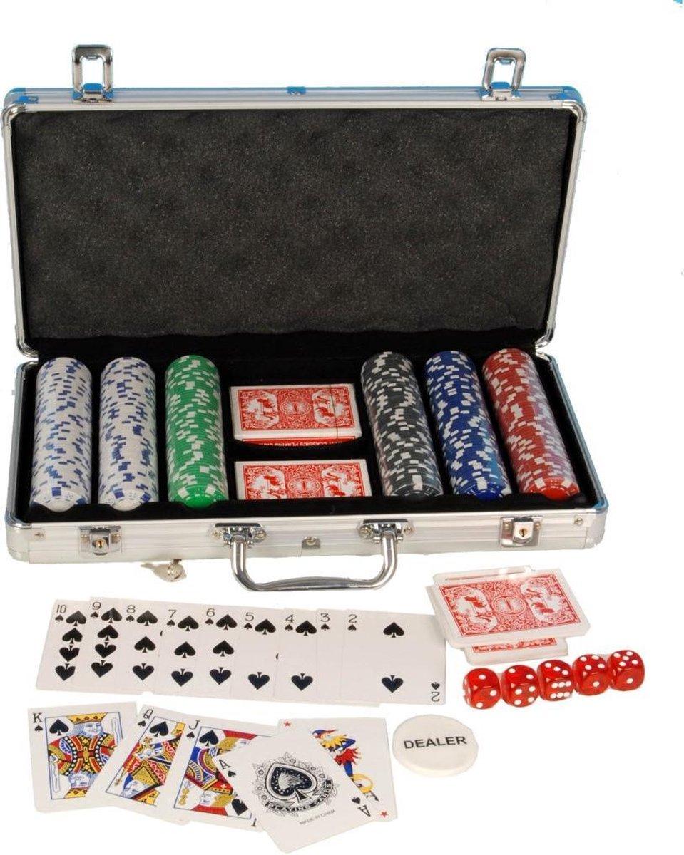 Bol Com Poker Set Aluminium Koffer Games