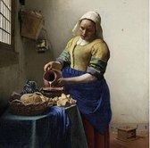 Ambiente servetten Het melkmeisje van Johannes Vermeer