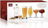 Vacuvin Glasset Bierproeverij - Vacu Vin