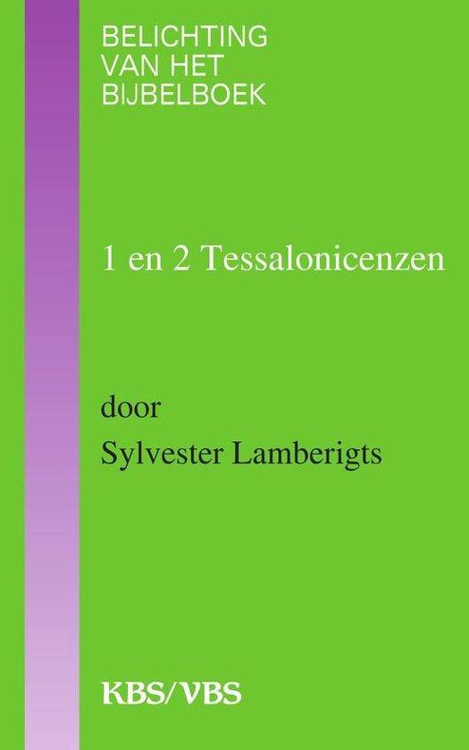 1 en 2 Tessalonicenzen - Sylvester Lamberigts |
