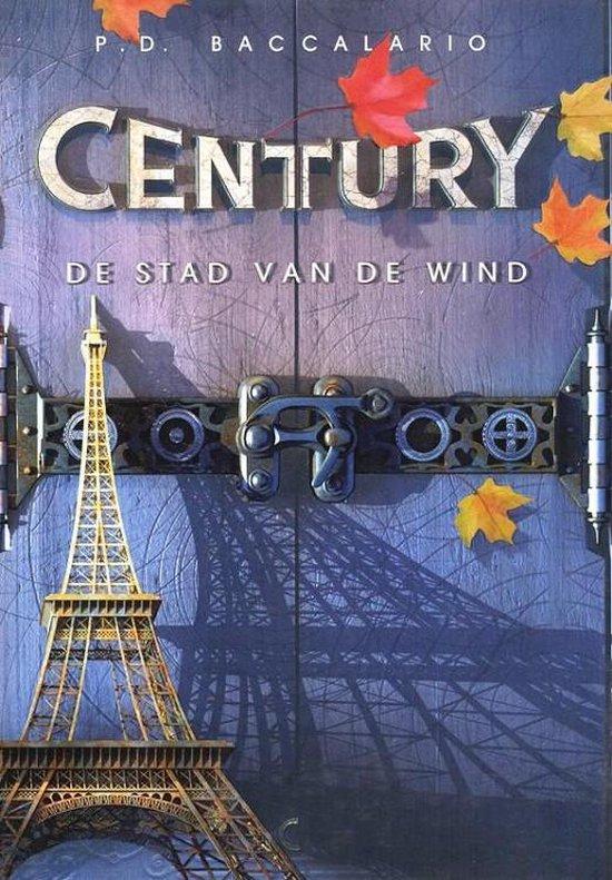 Century (03): stad van de wind - P. Baccalario  