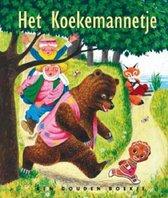 Boek cover Gouden Boekjes 16 - Het koekemannetje van Nancy Nolte (Hardcover)