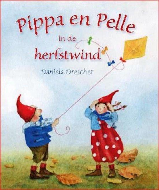 Pippa en Pelle in de herfstwind - Daniela Drescher |