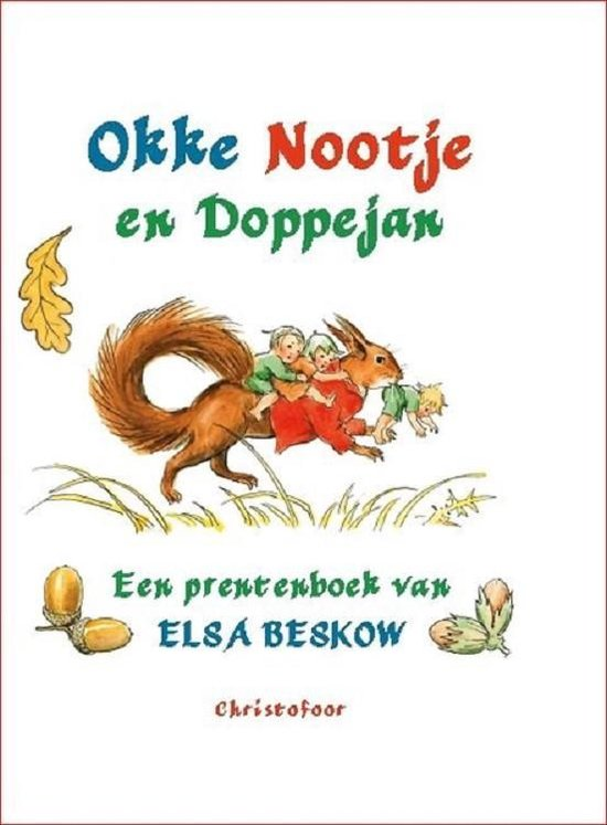 Okke, Nootje en Doppejan - E. Beskow |