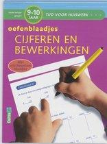 Tijd Voor Huiswerk - Cijferen en bewerkingen | 9-10 jaar