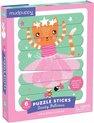 Afbeelding van het spelletje Puzzel Sticks – Dancing Ballerinas