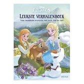Disney Frozen. Leukste verhalenboek. Twee reuzeleuke avonturen met Anna, Elsa en Olaf!