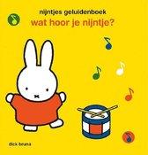 nijntjes geluidenboek