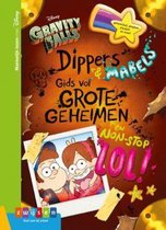 Boek cover Makkelijk lezen met Disney - Gravity Falls Dippers & Mabels gids vol Grote Geheimen en non-stop LOL! van