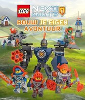 LEGO Nexo knights - Bouw je eigen avontuur