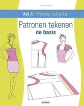Mode-atelier vol.1 - Patronen tekenen - de basis