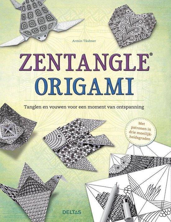 Zentangle origami - Armin Taubner |