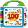 VTech Baby Mijn Eerste 100 Woordjes - NL/EN - Educatief Babyspeelgoed - Multikleuren