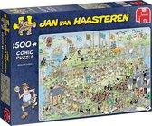 Jan van Haasteren Highland Games puzzel - 1500 stukjes