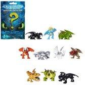 DreamWorks Dragons mysterieuze draken, minidrakenfiguren om te verzamelen, voor kinderen vanaf 4 jr. (stijlen variëren)
