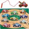 Afbeelding van het spelletje Melissa & Doug - Magnetic Wooden Game - Tow Truck