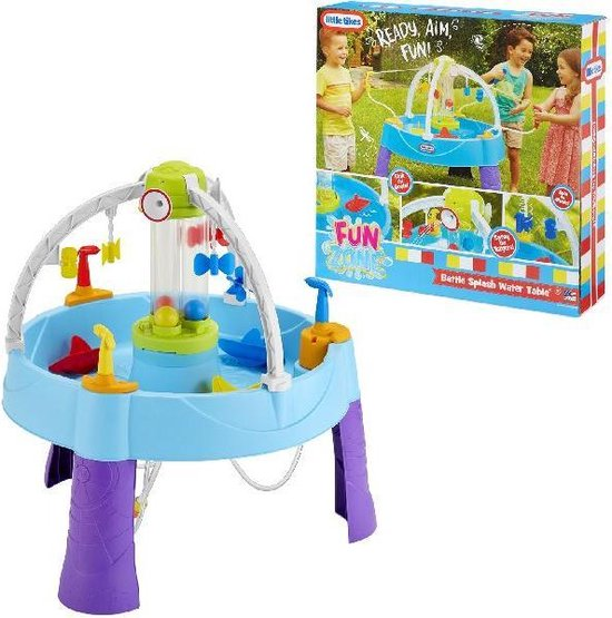 Little Tikes Fun Zone Battle Splash - Watertafel