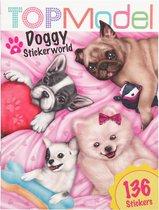 TOPModel Stickerworld Doggy