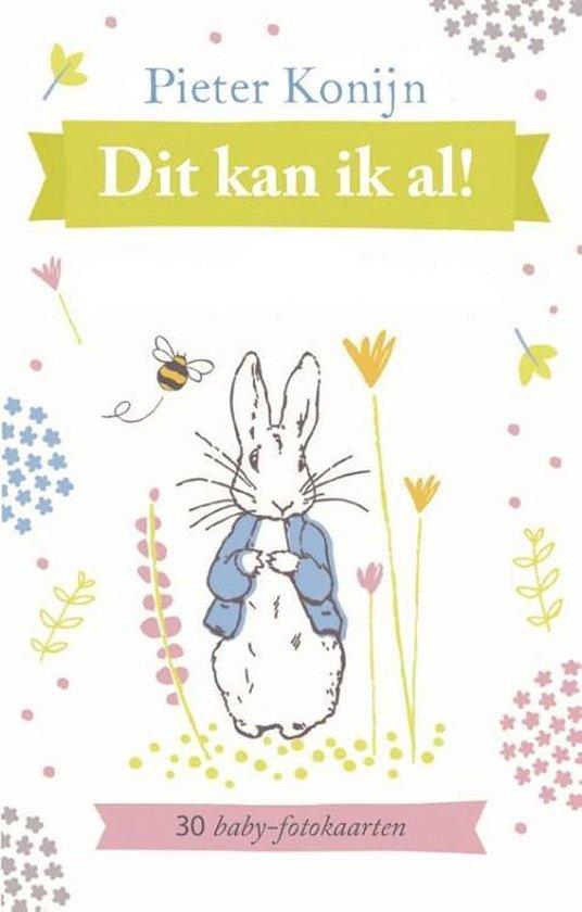 Pieter Konijn - Dit kan ik al - Beatrix Potter |
