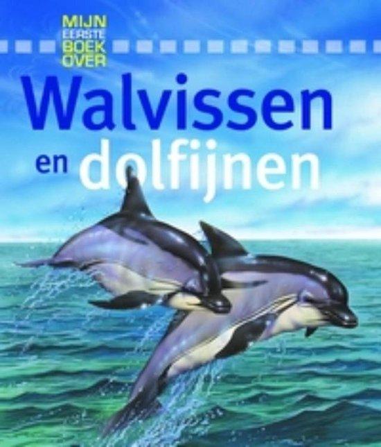 Mijn eerste boek over walvissen en dolfijnen - Christiane Gunzi  