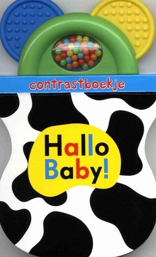 Hallo baby! Contrastboekje - Diverse auteurs |
