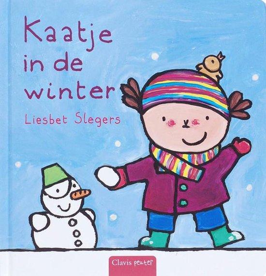 Peuterlijn - Kaatje in de winter - Liesbet Slegers |