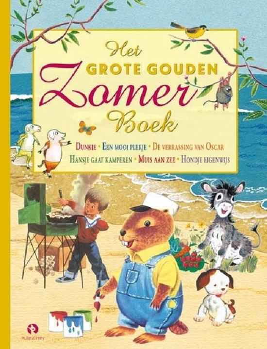 Gouden Boekjes - Het grote gouden zomerboek