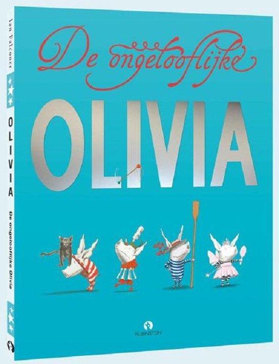 De ongelooflijke Olivia - Ian Falconer  