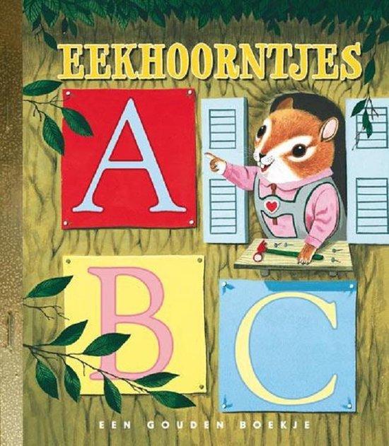 Gouden Boekjes - Eekhoorntjes ABC - Roberta Miller  