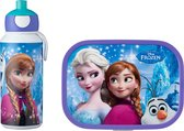 Mepal Campus Lunchset - drinkfles en lunchbox - Frozen Sisters Forever