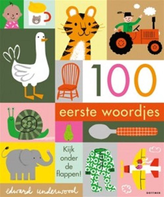 100 eerste woordjes - Edward Underwood  