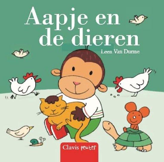 Aapje en de dieren - Leen van Durme |