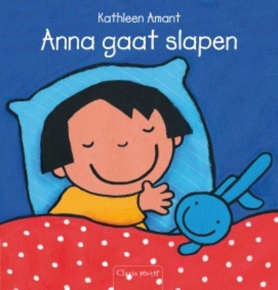 Anna gaat slapen - Kathleen Amant |