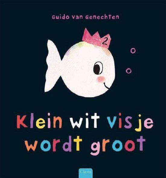 Klein wit visje wordt groot - Guido van Genechten | Readingchampions.org.uk