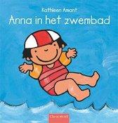 Prentenboek Anna in het zwembad