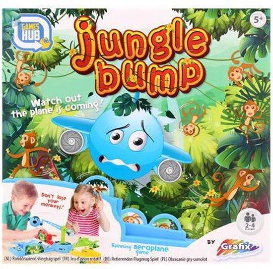 Afbeelding van het spel Jungle Bump - Variant van Stef Stuntpiloot