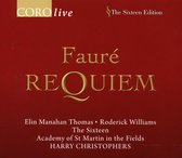 Thomas/Williams/Massey/Dobell/The Sixteen - Requiem/Ave, Verum Corpus/Vesperae S