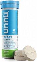 NUUN active electrolytes - Lemon+Lime 10 tablets